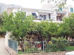 vila Natalja ubytování Drvenik